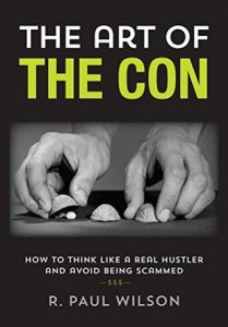 The Art of the Con cover