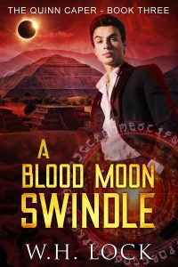 cover for A Blood Moon Swindle