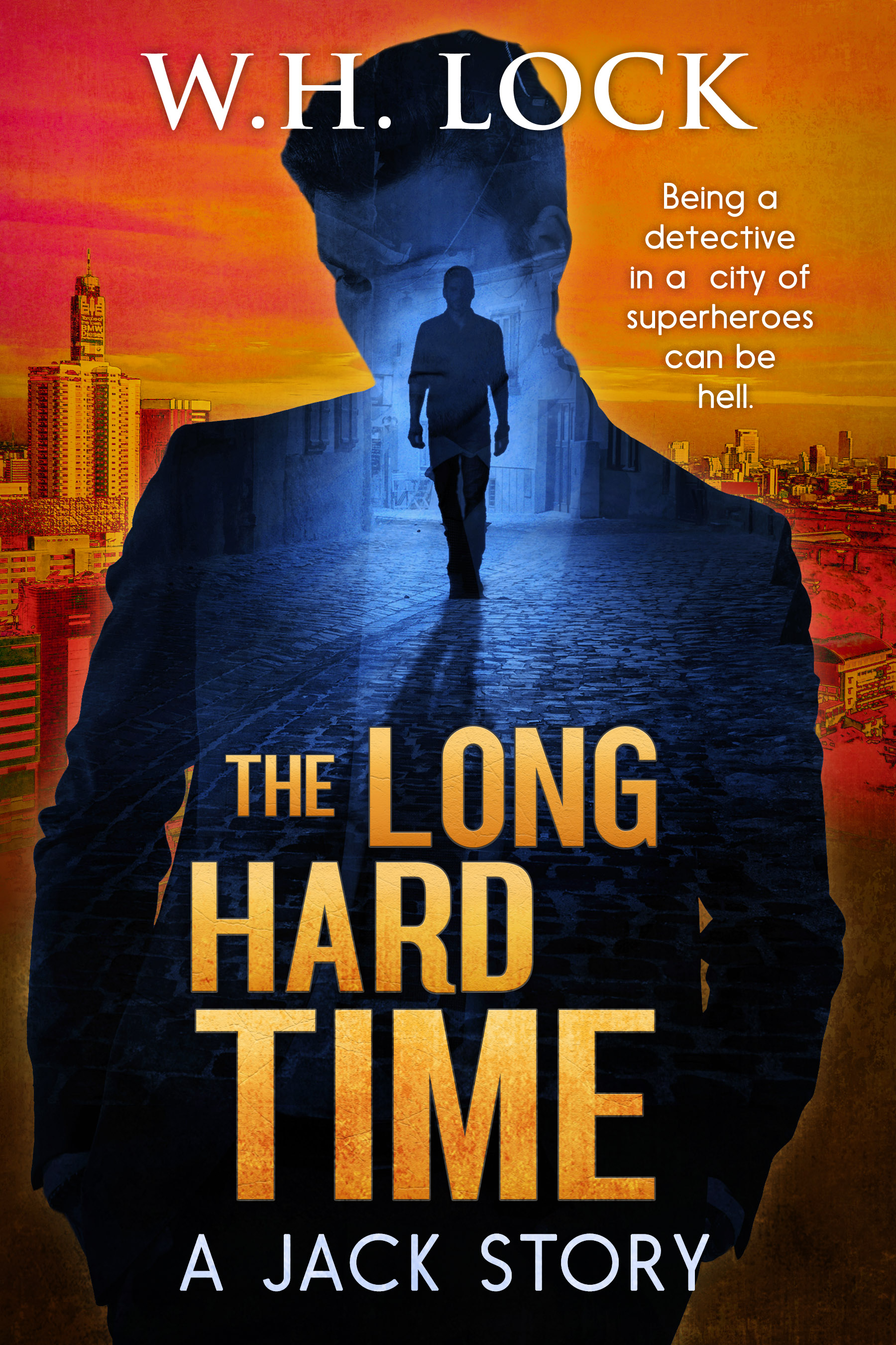 Cover for The Long Hard Time